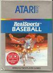 Video Game: RealSports Baseball