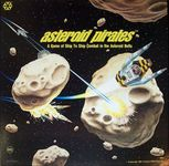 Board Game: Asteroid Pirates: A Game of Ship to Ship Combat in the Asteroid Belts