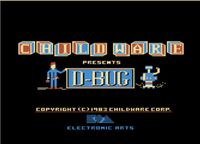 Video Game: D-Bug