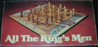 Board Game: All The King's Men