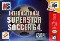 Video Game: International Superstar Soccer 64