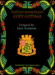 RPG Item: Fantasy Home Plans: Cozy Cottage