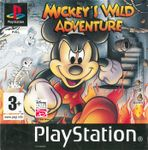 Video Game: Mickey Mania