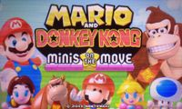 Video Game: Mario and Donkey Kong: Minis on the Move