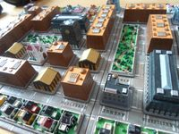 Board Game: Big City
