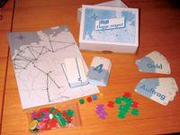 Board Game: Flagge Zeigen