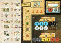 Board Game: Orléans: Die Reise nach Tours