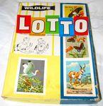Board Game: Wildlife Lotto