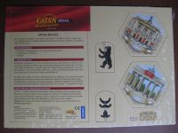 Board Game: Catan World Championship Berlin 2014 Special