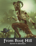 RPG Item: From Boot Hill: Horror & Adventure