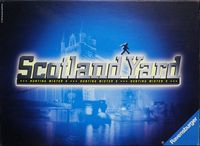 Board Game: Scotland Yard
