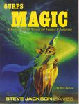 RPG Item: GURPS Magic (First Edition)