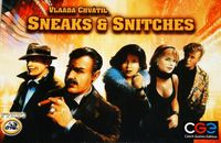 Board Game: Sneaks & Snitches