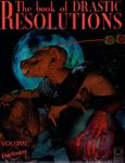 Issue: The Book of Drastic Resolutions: Darkness
