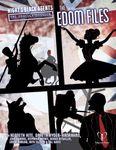 RPG Item: The EDOM Files