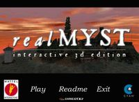 Video Game: realMyst