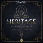 Board Game: Vampire: The Masquerade – Heritage