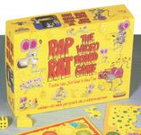 Board Game: Rap Rat Video Board Game