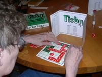 Board Game: Tisby
