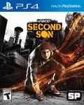 Video Game: inFAMOUS Second Son