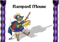 RPG Publisher: Rampant Mouse Weaponry