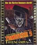 Board Game: Zombies!!! 5: School's Out Forever