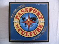 Board Game: Passport to Culture
