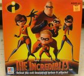 Board Game: The Incredibles Game