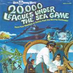 Board Game: 20,000 Leagues Under the Sea Game