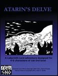 RPG Item: Atarin's Delve