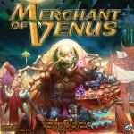Board Game: Merchant of Venus (Second Edition)