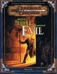 RPG Item: Return to the Temple of Elemental Evil