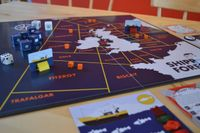 Board Game: Shipping Forecast