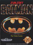 Video Game: Batman: The Video Game (Genesis/Mega Drive)