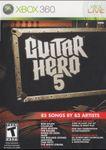 Video Game: Guitar Hero 5