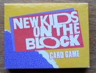Board Game: New Kids on the Block Card Game