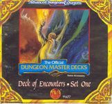 RPG Item: Deck of Encounters Set One