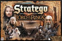 Board Game: Stratego: Lord of the Rings Trilogy Edition