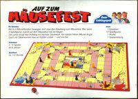 Board Game: Auf zum Mäusefest