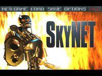 Video Game: The Terminator: SkyNET