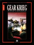 RPG Item: Gear Krieg Player's Handbook Second Edition