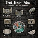 RPG Item: Small Tower – Palace Pack
