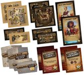 Board Game: Saloon Tycoon: Boomtown Expansions