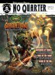 Issue: No Quarter (Issue 45 - Nov 2012)