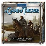 Board Game: A Game of Thrones: A Storm of Swords Expansion