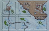 Board Game: Carcassonne: Winter-Edition – Die Kornkreise