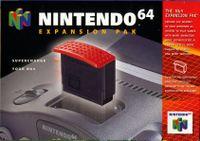 Video Game Hardware: Nintendo 64 Expansion Pak
