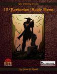RPG Item: 10 Barbarian Magic Items