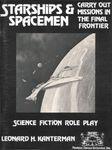 RPG Item: Starships & Spacemen