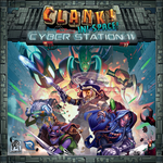 Board Game: Clank! In! Space!: Cyber Station 11